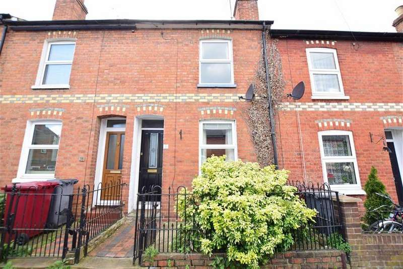 2 Bedrooms Terraced House for sale in Sherman Road, Reading
