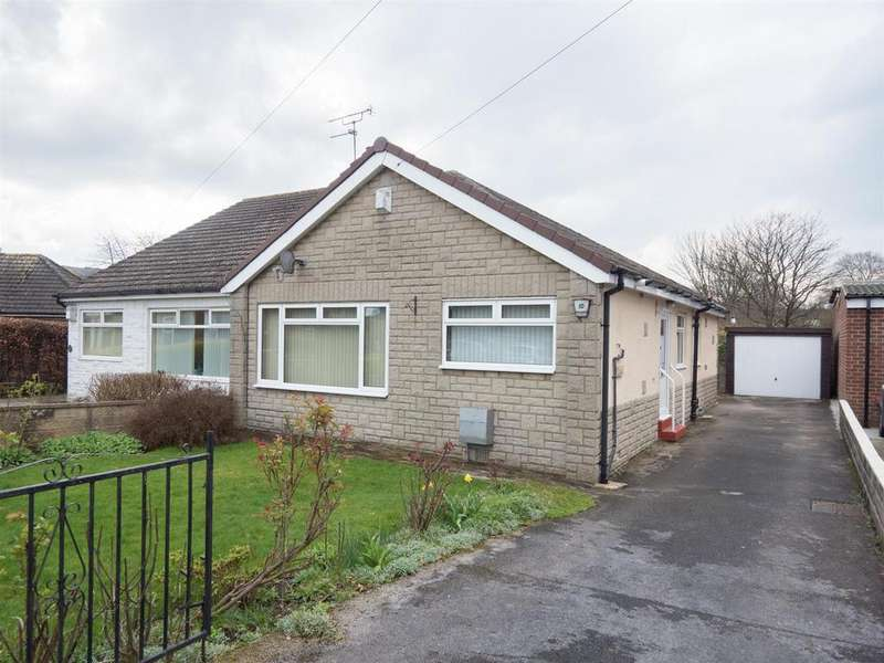 3 Bedrooms Semi Detached Bungalow for sale in Rooley Close, Bradford, BD5 8JL