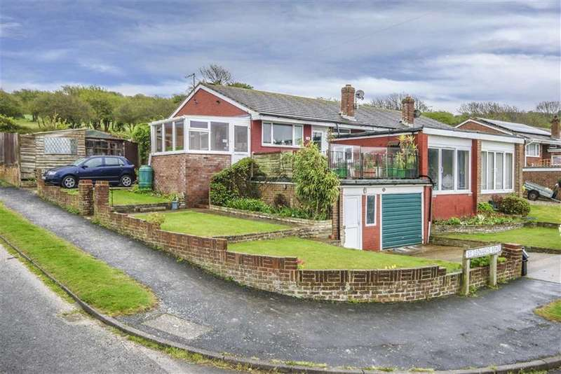 3 Bedrooms Semi Detached Bungalow for sale in St Leonards Road, Newhaven