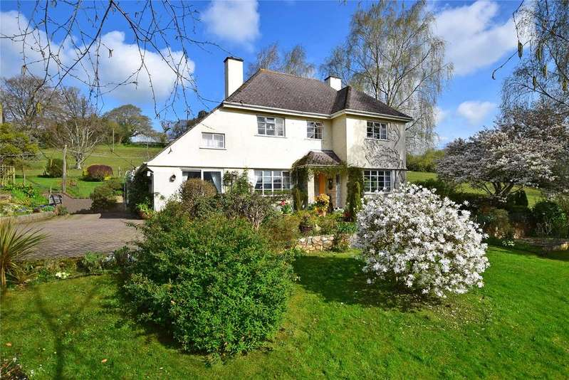 3 Bedrooms Detached House for sale in Southleigh, Colyton, Devon