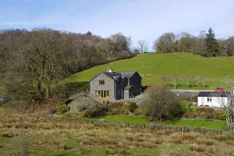 4 Bedrooms Detached House for sale in Pull Beck, Pull Woods, Ambleside, LA22 0HZ