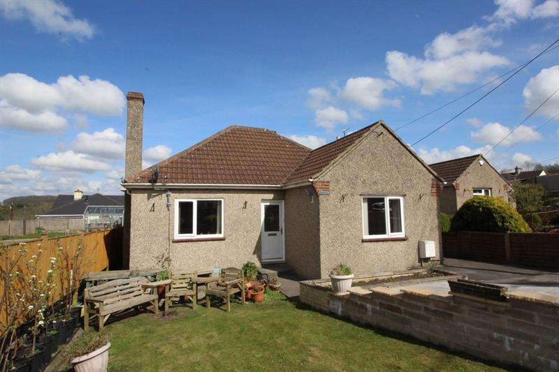 3 Bedrooms Detached Bungalow for sale in Southfield, Radstock