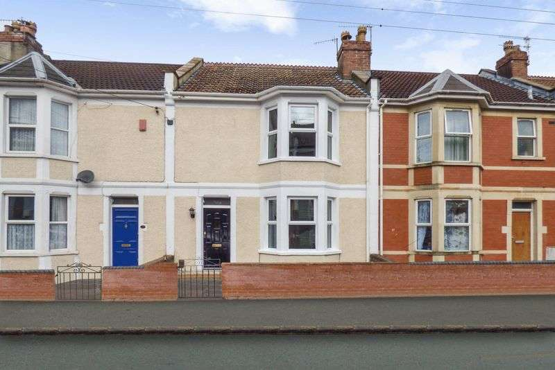 4 Bedrooms Terraced House for sale in Mendip Road, Windmill Hill, Bristol