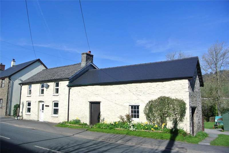 4 Bedrooms Detached House for sale in Sennybridge, Brecon, Powys
