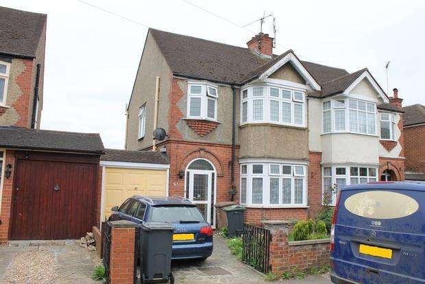 3 Bedrooms Semi Detached House for sale in Fountains Road, Luton, LU3