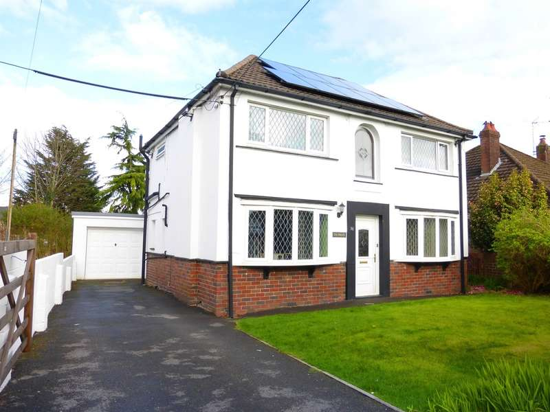4 Bedrooms Detached House for sale in St Cenydd Road, Caerphilly