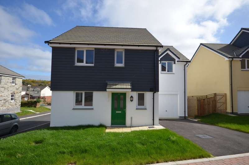 4 Bedrooms Detached House for sale in Hugus Meadows, Threemilestone