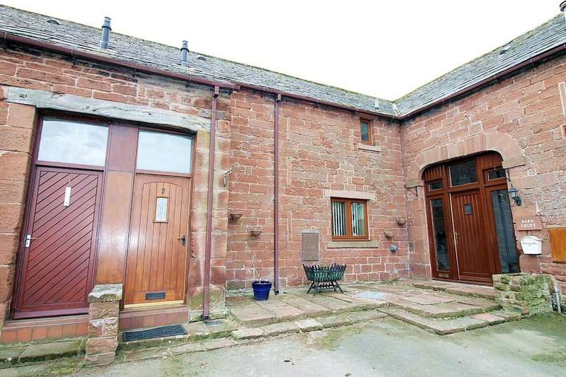2 Bedrooms Barn Conversion Character Property for sale in Carleton Farm Mews, Carlisle
