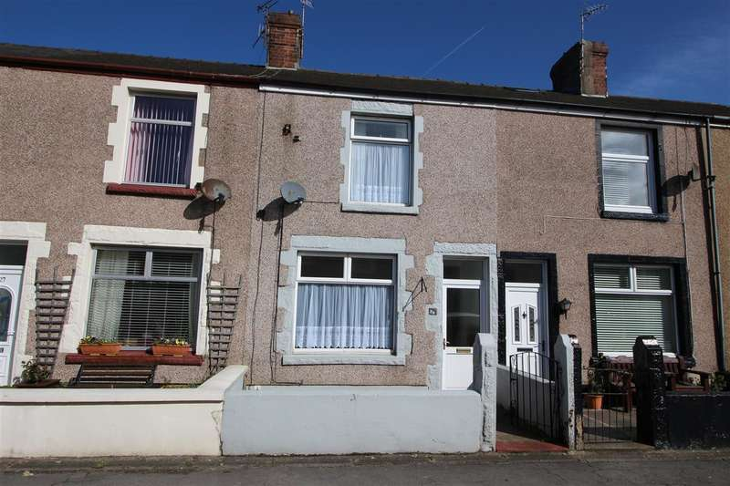 2 Bedrooms Terraced House for sale in Devonshire Road, MILLOM