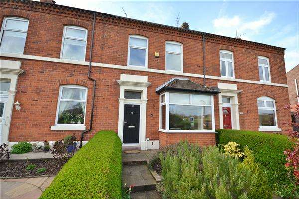 3 Bedrooms Terraced House for sale in Blackburn Road, Heapey, Chorley
