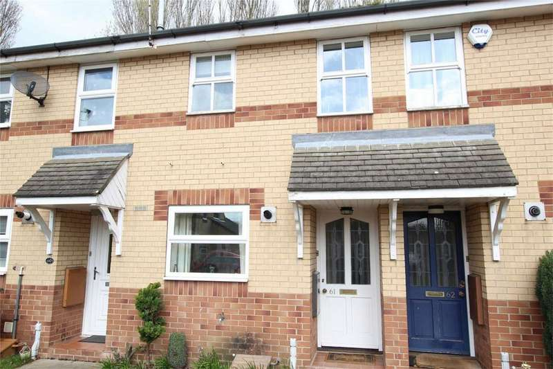 2 Bedrooms Terraced House for sale in Blackburn Avenue, Brough, East Riding of Yorkshire