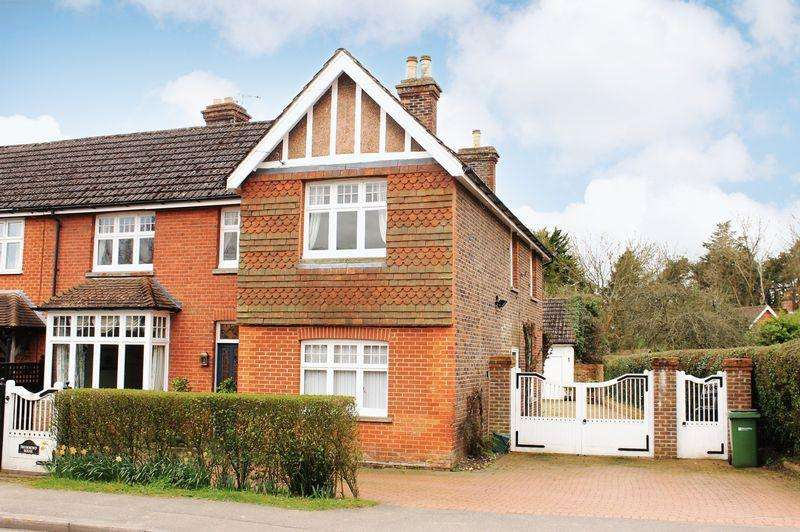 4 Bedrooms Semi Detached House for sale in Drummond House, 27 The Street, Horley