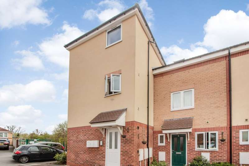 1 Bedroom Ground Flat for sale in Garfield Road, St George, Bristol, BS5 7LX