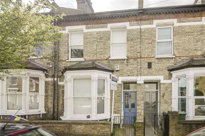 4 Bedrooms Terraced House for sale in Sulina Road, London, SW2