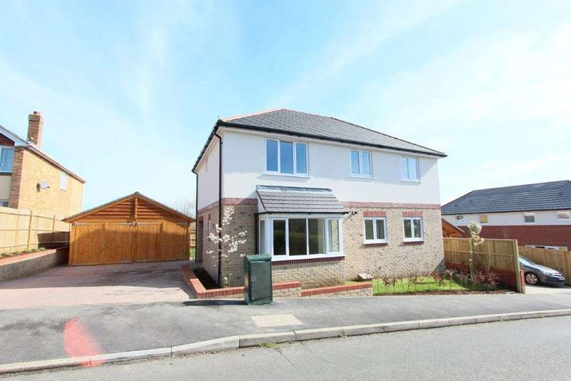 4 Bedrooms Detached House for sale in Alexandra Road, Hedge End SO30