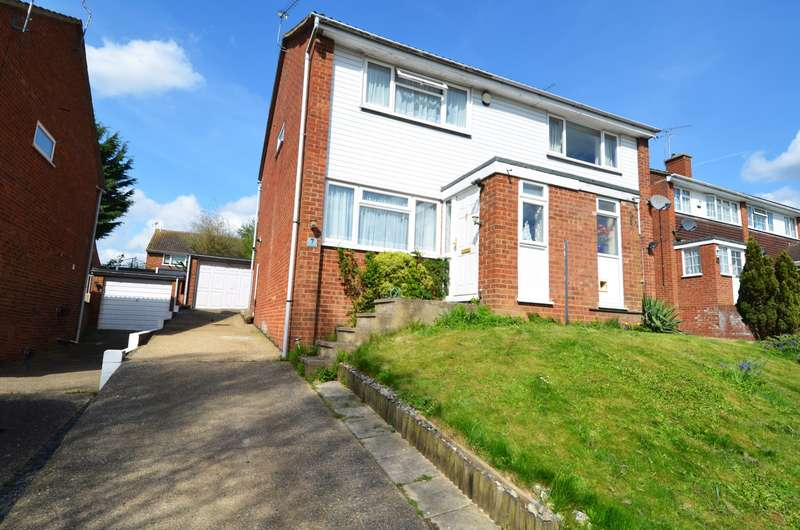 2 Bedrooms End Of Terrace House for sale in Tamar Close, Loudwater, HP13