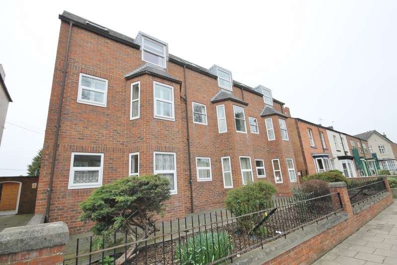 1 Bedroom Flat for sale in Stanley Court, South Parade, Northallerton DL7 8TX