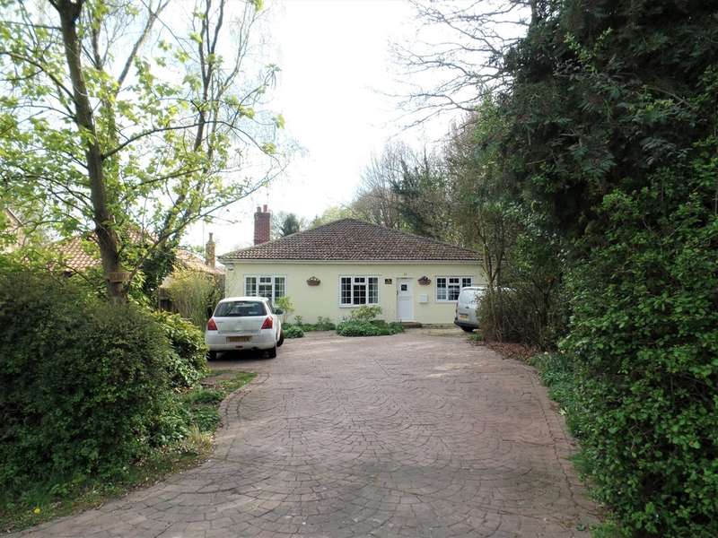 4 Bedrooms Detached Bungalow for sale in Frating Road, Hare Green, Gt Bromley