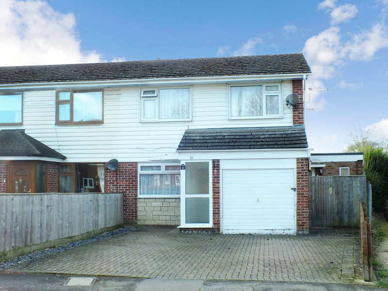 3 Bedrooms Semi Detached House for sale in Faringdon