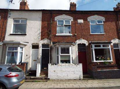 2 Bedrooms Terraced House for sale in Park Avenue, Aylestone, Leicester, Leicestershire