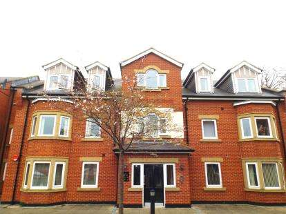 2 Bedrooms Flat for sale in Queens, Cambridge Square, Middlesbrough