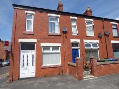 2 Bedrooms End Of Terrace House for sale in Lowfield Road, Shaw Heath, Stockport, Greater Manchester