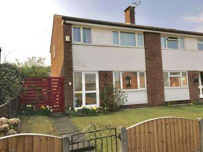 3 Bedrooms Semi Detached House for sale in South Walk, Stalybridge, Greater Manchester