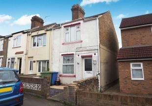 3 Bedrooms End Of Terrace House for sale in Shortlands Road, Sittingbourne, Kent