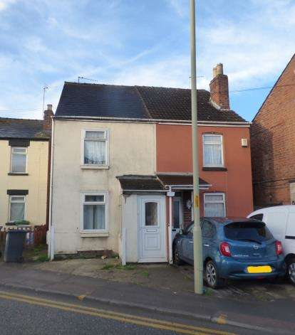 2 Bedrooms Semi Detached House for sale in Painswick Road, Gloucester, Gloucestershire