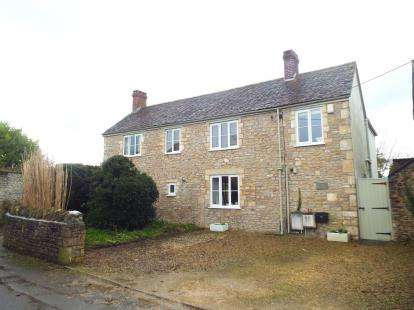 4 Bedrooms Detached House for sale in Evercreech, Shepton Mallet, Somerset