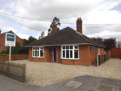 5 Bedrooms Bungalow for sale in Watton, Thetford, Norfolk