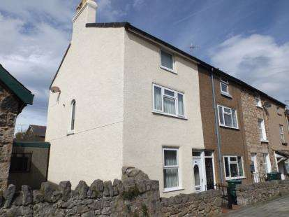 4 Bedrooms End Of Terrace House for sale in Green Hill, Old Colwyn, Colwyn Bay, Conwy, LL29