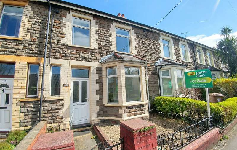 3 Bedrooms Terraced House for sale in Pontygwindy Road, CAERPHILLY