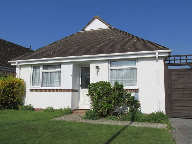 2 Bedrooms Bungalow for sale in Thrusloes, Aldwick Felds, Bognor Regis, West Sussex, PO21 3SF