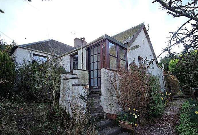 2 Bedrooms Semi Detached House for sale in 4 Boon Farm Cottages, Lauder, TD2 6SB