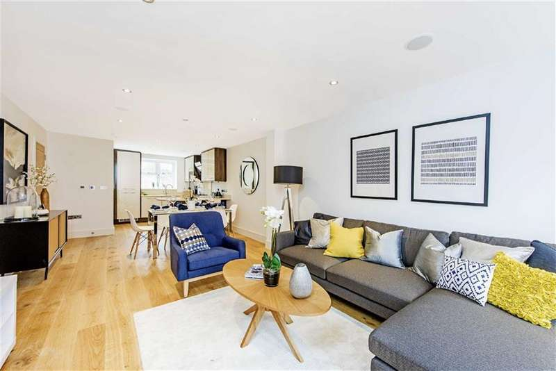 4 Bedrooms House for sale in Blandfield Road, Balham