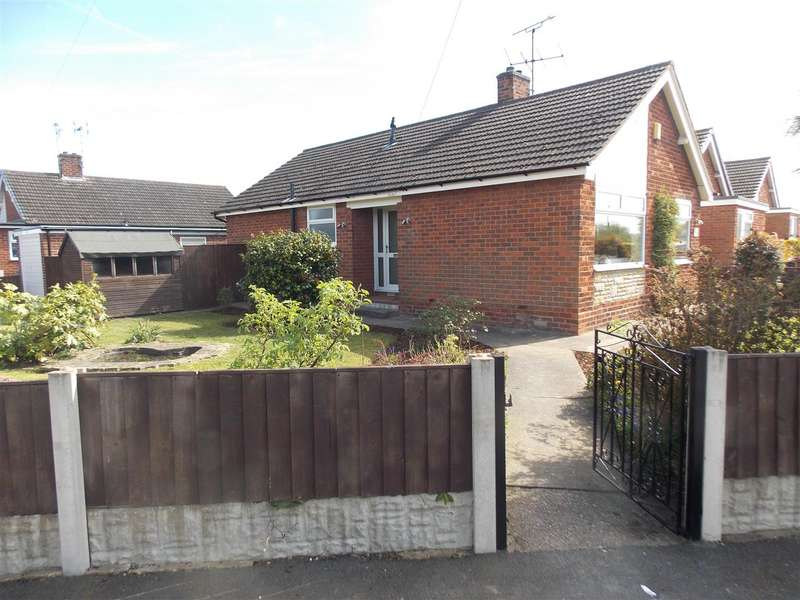 2 Bedrooms Detached Bungalow for sale in Repton Road, Sawley
