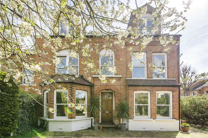 5 Bedrooms Detached House for sale in Erpingham Road, London, SW15