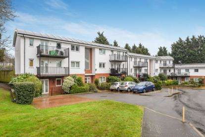 2 Bedrooms Apartment Flat for sale in Peak Court, 1 Meridian Close, Mill Hill, London