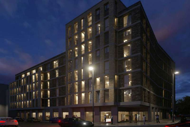 1 Bedroom Apartment Flat for sale in Devon Street, Liverpool
