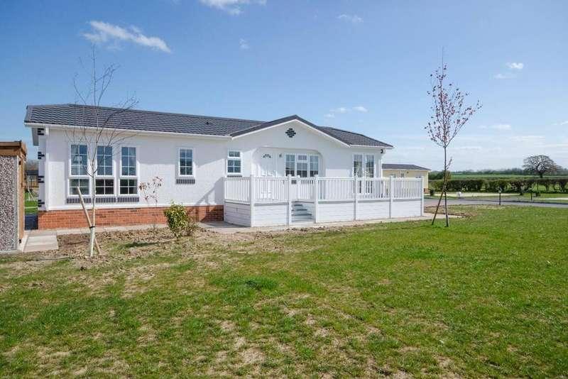 2 Bedrooms Park Home Mobile Home for sale in Ashdown Park, Minskip Road, Boroughbridge