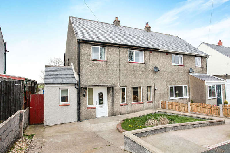 3 Bedrooms Semi Detached House for sale in Hadrians Avenue, Anthorn, Wigton, CA7