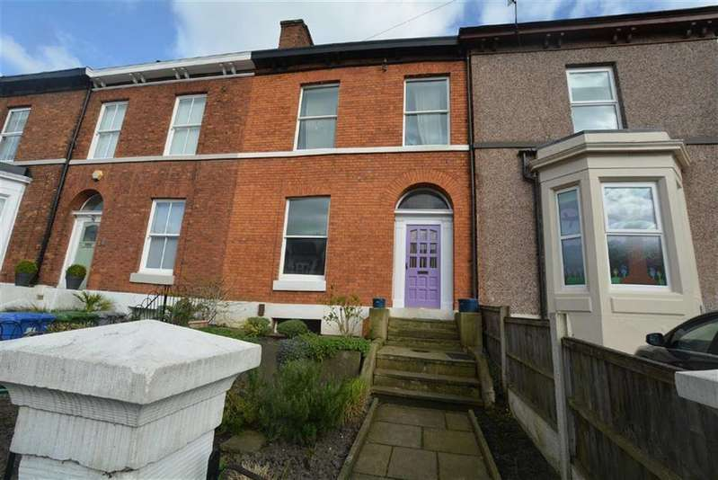 4 Bedrooms Terraced House for sale in Kenwood Road, STRETFORD
