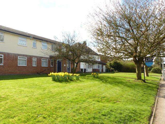 2 Bedrooms Flat for sale in Hardwick Court,Wood Lane,Streetly