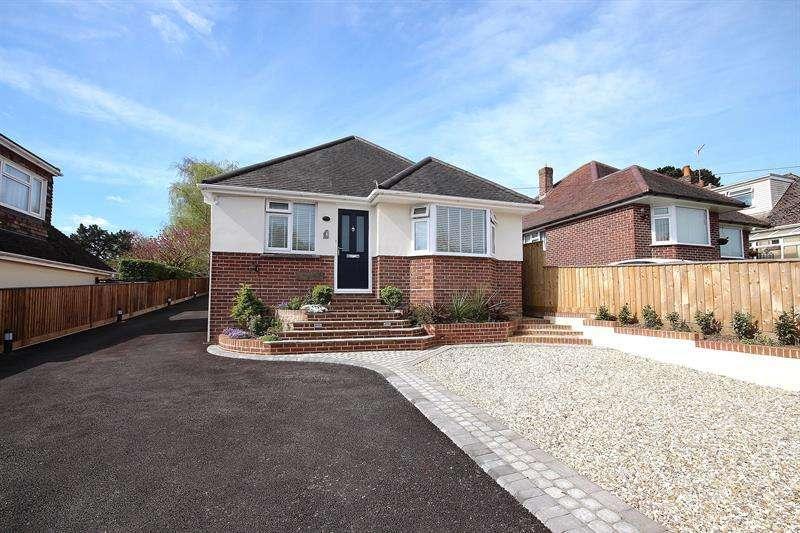 4 Bedrooms Detached Bungalow for sale in Abbotsbury Road, Broadstone