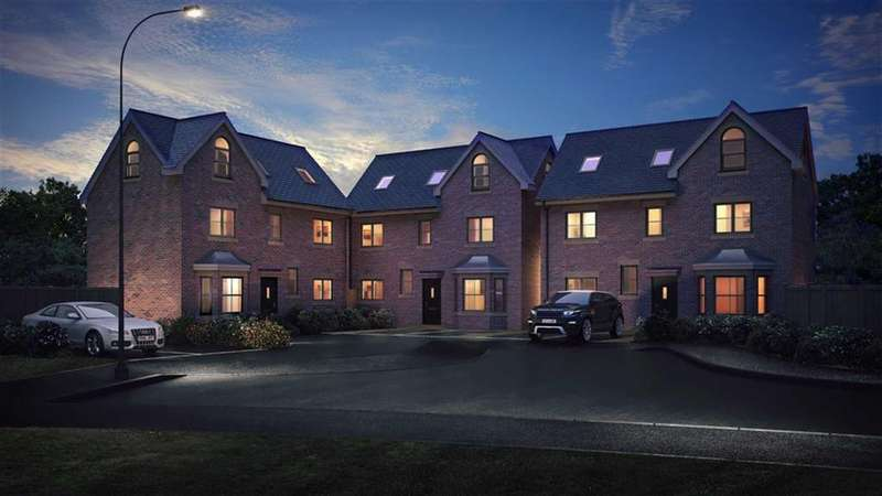 4 Bedrooms Semi Detached House for sale in Gratrix Lane, Sale