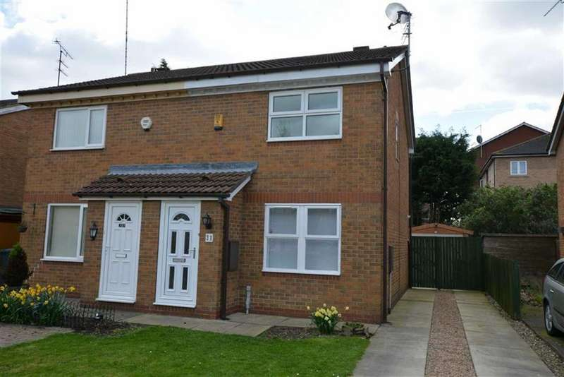 3 Bedrooms Semi Detached House for sale in Oakfield Court, Cottingham Road, Hull, HU6