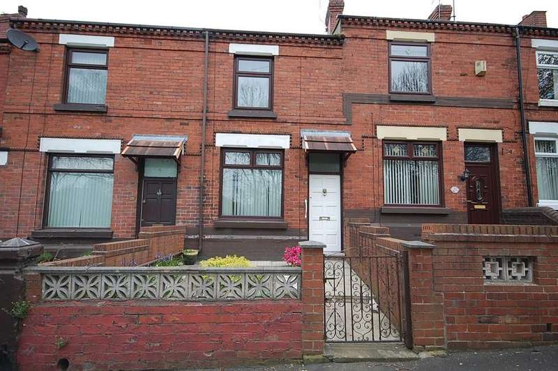 2 Bedrooms Terraced House for sale in Elm Road, Thatto Heath, St. Helens