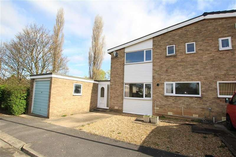 3 Bedrooms Semi Detached House for sale in Kendrew Close, Newton Aycliffe, County Durham