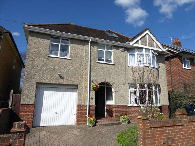 5 Bedrooms Detached House for sale in Ridgeway Road, Salisbury, Wiltshire, SP1